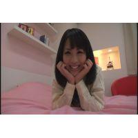 女子●生 かなちゃんの自画撮りオナニー