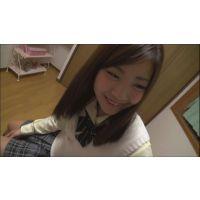 女子●生さきちゃんのお口ザーメンフェラ