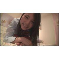 女子●生りのちゃんの自画撮りオナニー