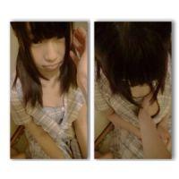 みき(写3) ロリ巨乳 清純ワンピース 黒髪おさげ