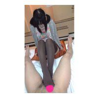 ●C2「うぅ…きもちわるい」足コキにゅるにゅるで困惑 ロリっ子の小さい足裏は最高に気持ちいい