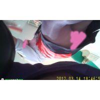ワゴンガールの生パンチラ16セット(B)