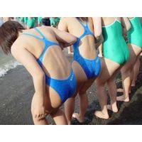 競泳水着の誘惑