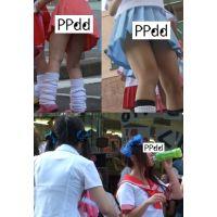 【pants】白、ピンク、黒、アンド ルーズソックス