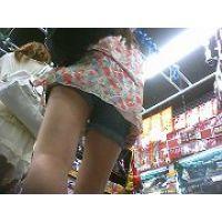 【完全無料】魅力的な激ミニスカでお買い物ヽ(・∀・)ノ ダウンロード確認用