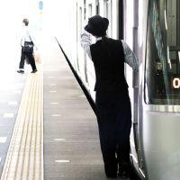 ★リアル鉄道娘★女性車掌・乗務員・駅係員さん画像(11)電車