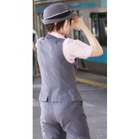 ★リアル鉄道娘★女性車掌・乗務員・駅係員さん画像(6)電車
