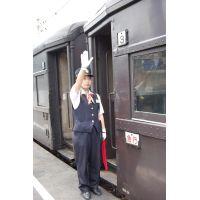 ★リアル鉄道娘★女性車掌・乗務員・駅係員さん画像(14)電車