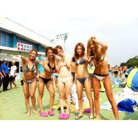 ★夏だ!ビキニだ!水着女子グラフィティ★5 ギャル おっぱい