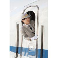 ★リアル鉄道娘★女性車掌・乗務員・駅係員さん画像(13)電車