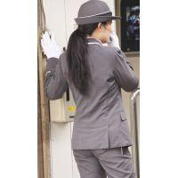 ★リアル鉄道娘★女性車掌・乗務員・駅係員さん画像(2)鉄道