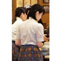 盗撮風【働く女子】(6)画像☆店員 お姉さん OL 制服 スーツ