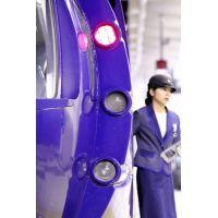 ★リアル鉄道娘★女性車掌・乗務員・駅係員さん画像(10)電車