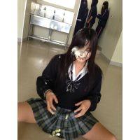 【校内で撮ってる女子がエロすぎる!★5 】女子高生 高校 学生 部活 胸チラ パンチラ