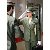 ★リアル鉄道娘★女性車掌・乗務員・駅係員さん画像(12)電車