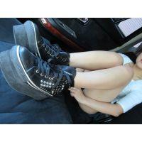 �JK1 足の裏、靴などの写真