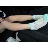 �JC3 足の裏、靴下の写真