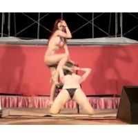 【潜入・盗撮】★タイ・バンコク★ドエロ・セクシーショー!!!【24分】