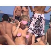 【ガチ盗撮】★★★海外・南米★★★『ブラジルの海岸』で魅惑のドエロ・ギャルを盗撮したった!!!<1>