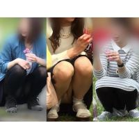 【お祭シリーズ006】 イベントぱんちらママセット