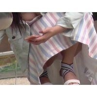 【公園シリーズ006】 しゃがみお絵かきの公園ママ(後編)