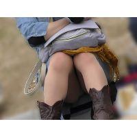 【お花見シリーズ008】 【4K】中学生と語る美熟女ママ