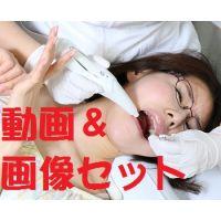 英里ちゃん 歯磨きしてあげるぉ ★★動画&画像セット★★