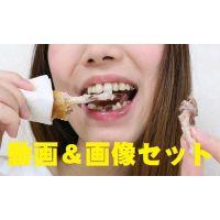 骨まで齧って 銀歯娘さき ★★動画&画像データ★★
