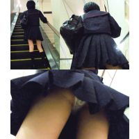 清純セーラー服少女衝撃映像のその後...【※おまけ編】