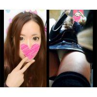 【HD接近逆さ撮り Vol.15-1】S級キャバクラ嬢のデート中生パンチラ(顔有り)