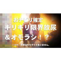 新☆洋式トイレの風景008【おもらし】【限界放尿】
