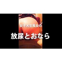盗撮洋式トイレの風景019【放尿】【放屁】