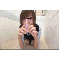 変態JKの自画撮り排泄動画 8_02