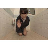 変態JKの自画撮り排泄動画 8_04