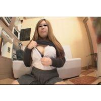 変態JKの自画撮り排泄動画 8_05