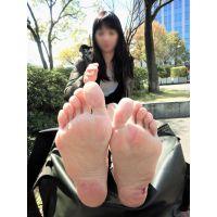 【足の裏 写真集】 カノン(31) Vol.1