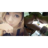 18歳人妻妊婦のパンツ みほちゃんPart1【逆さ撮り�】