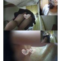 むっちり娘のパンツとおっぱいぽろり ショップパンチラ&試着室95