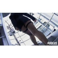 Stairs upskirt video part73  3 minutes
