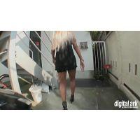 階段パンチラ映像part58 1分