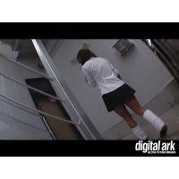 階段パンチラ映像part40 2分