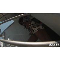 階段パンチラ映像part85 2分
