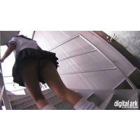 階段パンチラ映像part83 3分