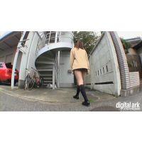 階段パンチラ映像part82 4分