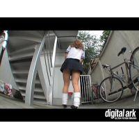 階段パンチラ映像part16 2分
