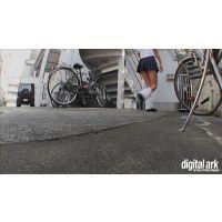 階段パンチラ映像part56 2分