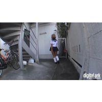 階段パンチラ映像part59 3分