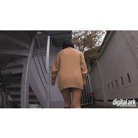 階段パンチラ映像part90 3分