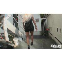 階段パンチラ映像part64 2分