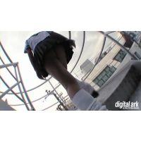 階段パンチラ映像part63 2分